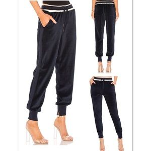 NWT Kendall & Kylie Velour Joggers